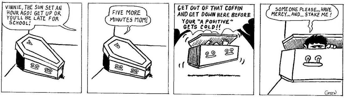 Comic Intro